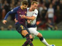 Komu pomoże Barca? Wyzwanie dla Tottenhamu