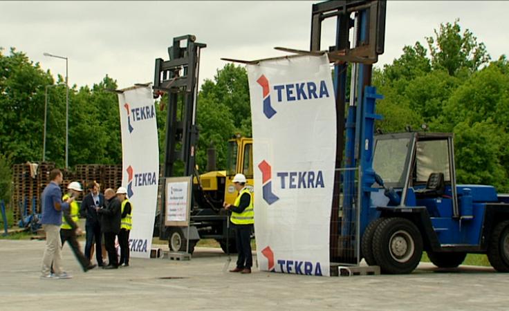 Inwestycja w strefie. 30 nowych miejsc pracy w firmie Tekra