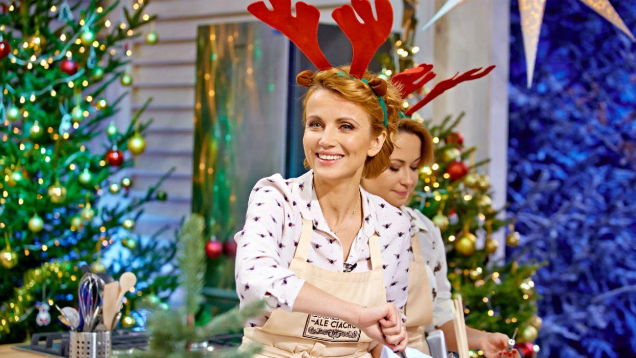 Jak poradzi sobie serialowa Marta Walewska? (fot. TVP)