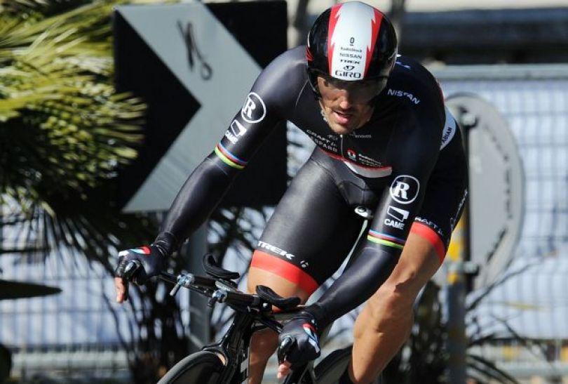 Fabian Cancellara jest specjalistą od jazdy indywidualnej na czas (fot. Getty Images)