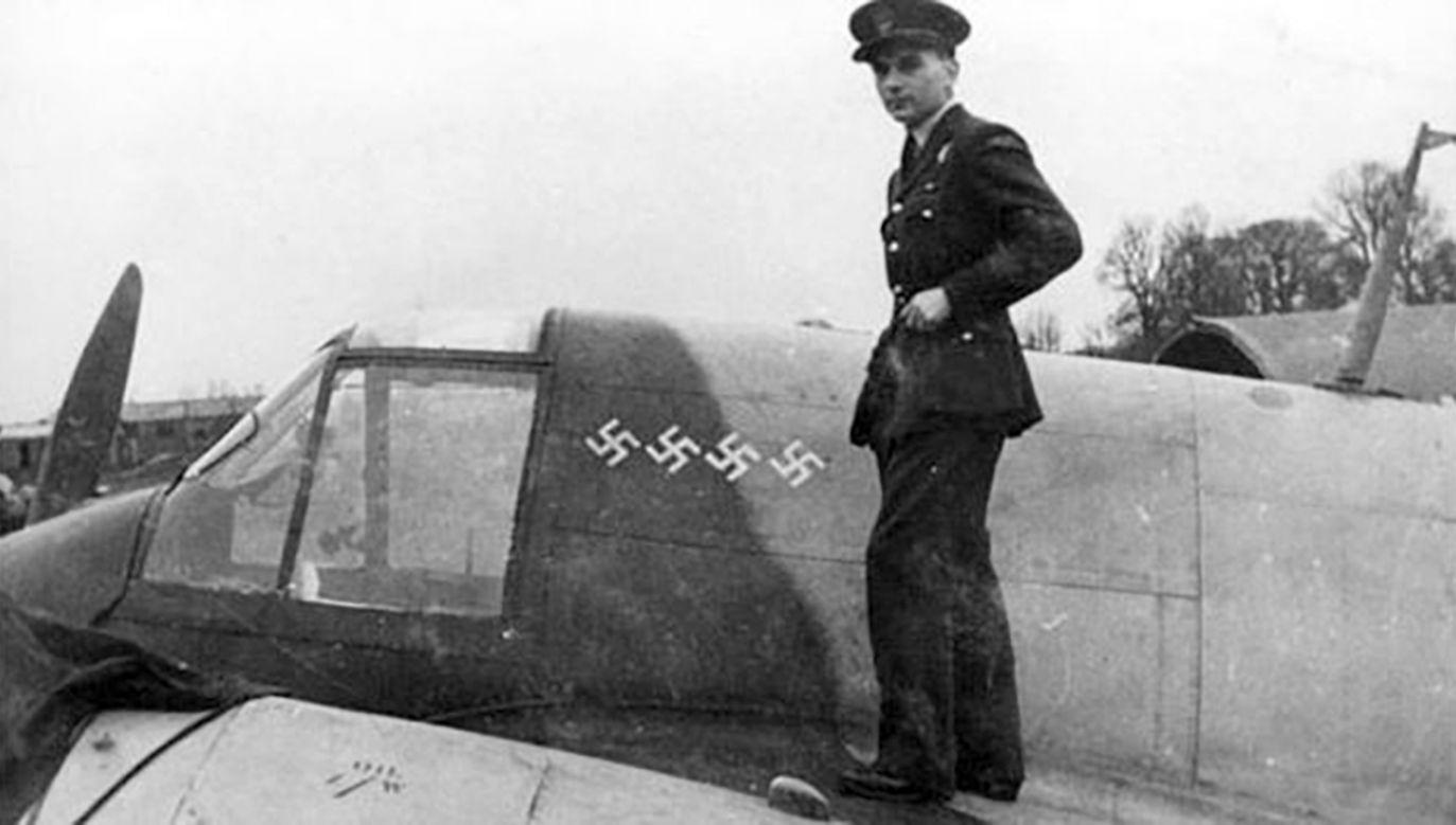 Kapitan Gerard Ranoszek (fot. Materiały prasowe)