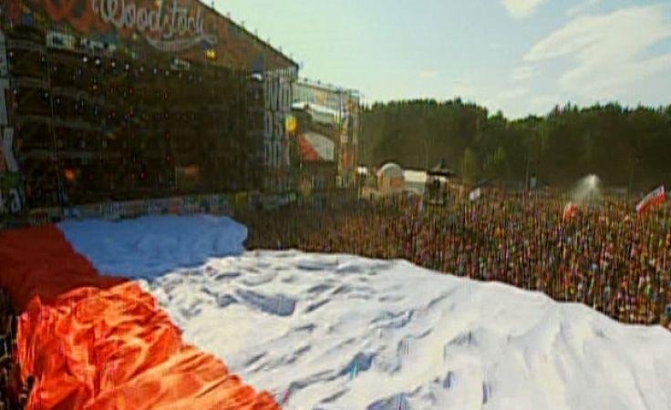 Festiwal zatrzymał się o 17.00. Dla powstańców