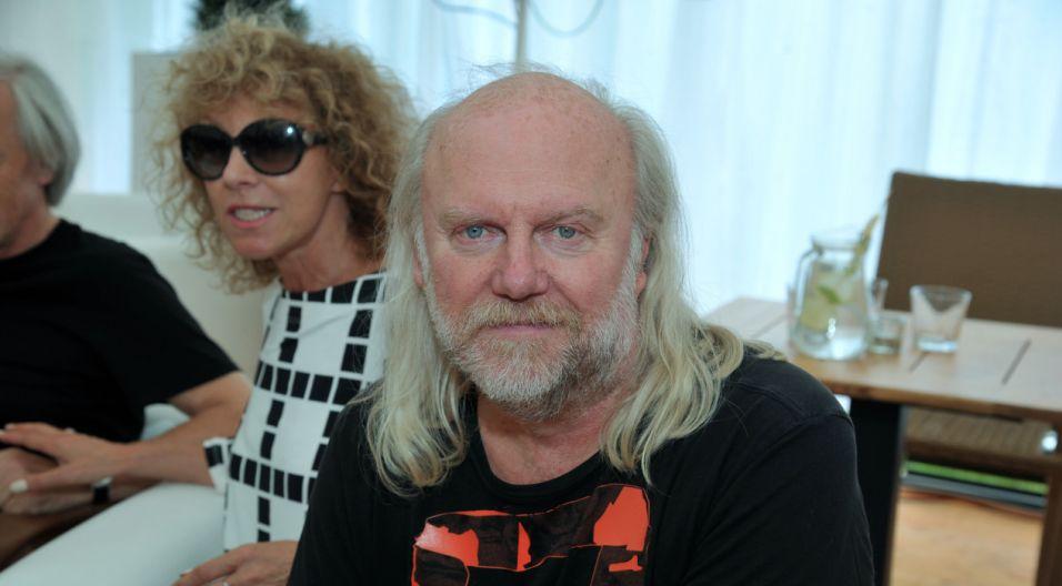 Andrzej Sikorowski z grupy Bod Budą (fot. Ireneusz Sobieszczuk/TVP)