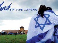 To już 26. Marsz Żywych. Tysiące osób przejdą z Auschwitz do Birkenau