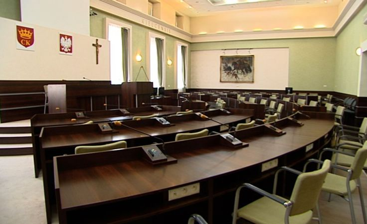 Kielce: Rekordowa sesja Rady Miasta