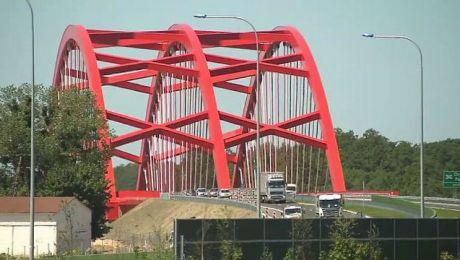 Otwarto most nad jez. Pauzeńskim. Ekspresowa siódemka kompletna