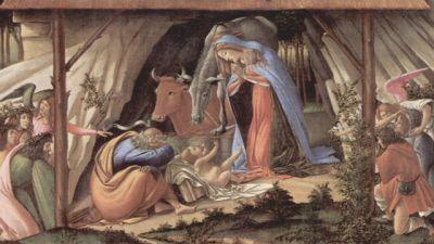 Prywatne życie arcydzieł - Sandro Boticelli: Mistyczne Boże Narodzenie