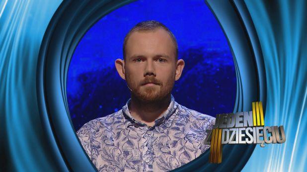 Michał Mikołajczyk - zwycięzca 12 odcinka 108 edycji