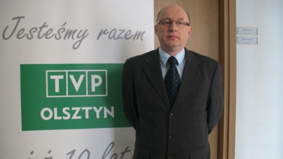 Jacek Kowalczyk, wojewódzki konsultant ds. ratownictwa medycznego.