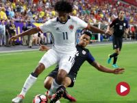 Copa America Centenario – o 3. miejsce: USA – Kolumbia (skrót)