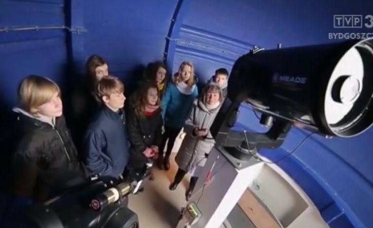 UMK i samorząd regionu z myślą o młodych astronomach