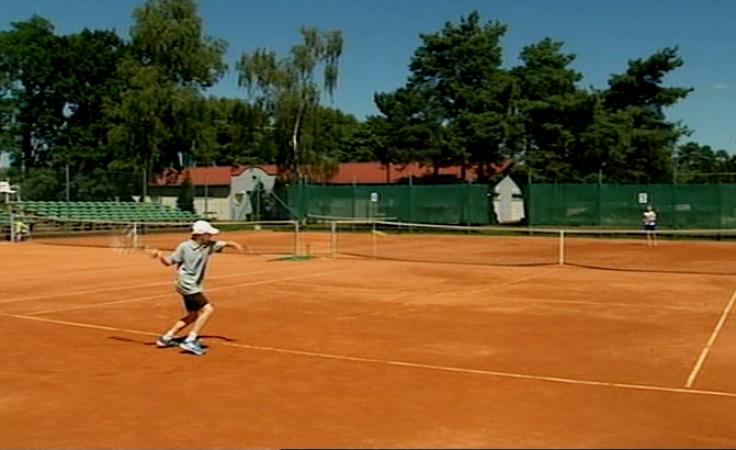 Więcej miejsca dla tenisistów. Powstaje nowa hala