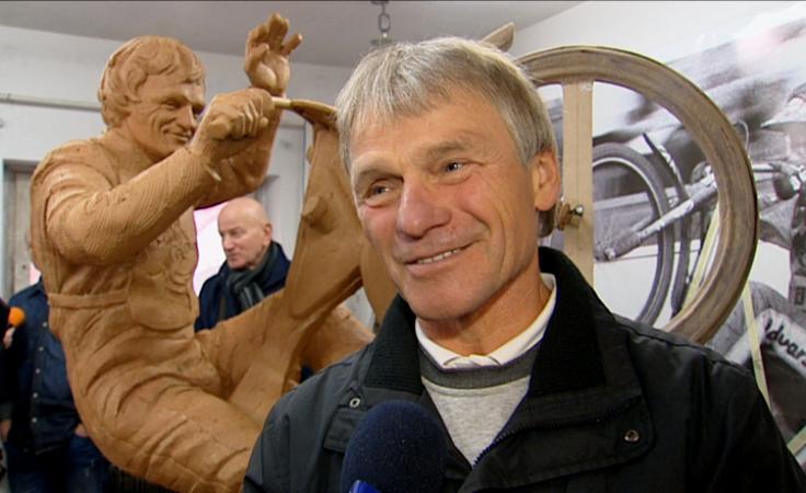 Wiemy jak będzie wyglądał pomnik legendy żużla – Andrzeja Huszczy