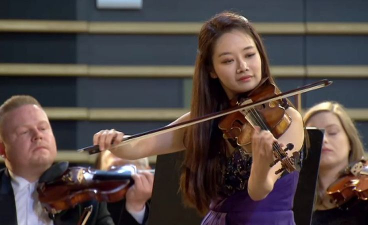 Bomsori Kim uświetniła koncert na zakończenie sezonu