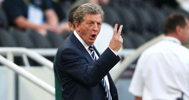 Roy Hodgson debiutuje na wielkiej imprezie jako selekcjoner Anglików (fot. Getty)