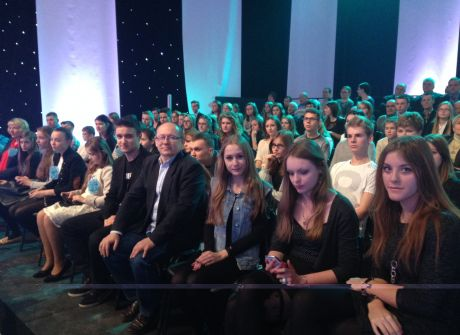 Gala II Internetowego Przeglądu Uczniowskich Zespołów Teatralnych