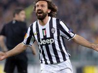 Maestro opuszcza Włochy. Pięć mgnień Pirlo