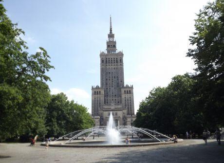 60 lat Pałacu Kultury i Nauki