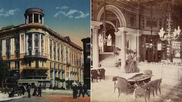 Hotele od zawsze prześcigały się, żeby przyciągnąć klienta wystrojem, a także usługami (fot. fotopolska.eu)