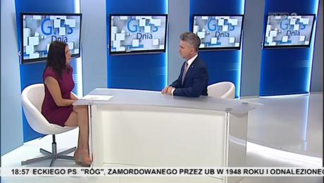 12.07.2018 - rozmowa z Krzysztofem Słoniem