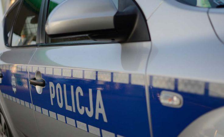 Policjanci zatrzymali pijanego Łotysza