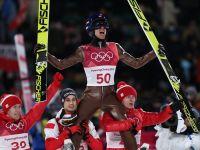 Potrójnie ozłocony! Stoch obronił mistrzostwo olimpijskie