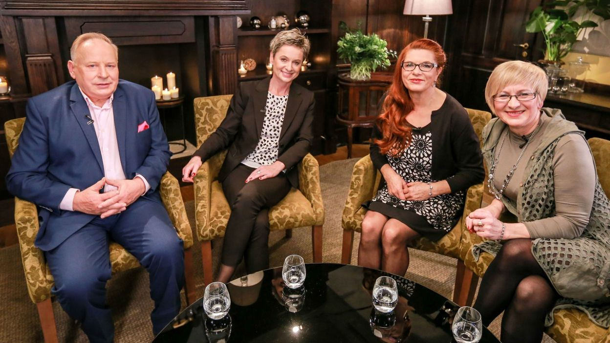 Mikołaj miał do wyboru trzy wspaniałe kobiety (Fot. TVP)