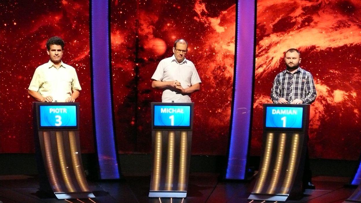 Finalistami 3 odcinka 108 edycji zostało tylko trzech zawodników