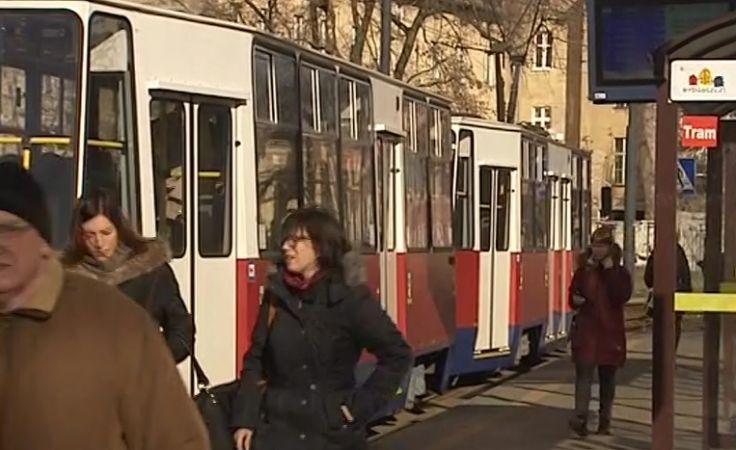 Uwaga na tramwaje