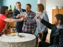 Tylko kto organizuje to przyjęcie? Krzysztof czy pani Irenka? (fot. M. Wiecha)