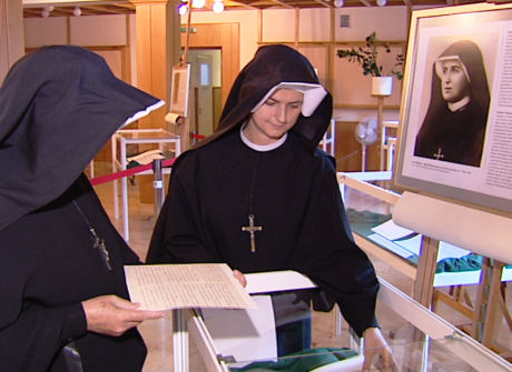 Unikatowa wystawa listów świętej  siostry  Faustyny