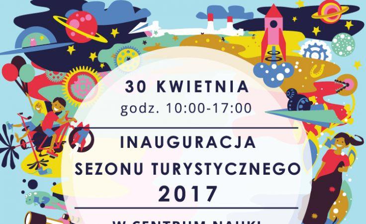 Inauguracja Sezonu Turystycznego w Centrum Nauki Leonardo da Vinci