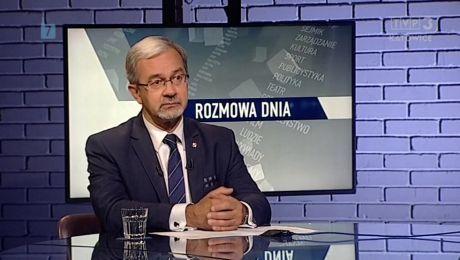 11.06.2018 - Jerzy Kwieciński, minister inwestycji i rozwoju