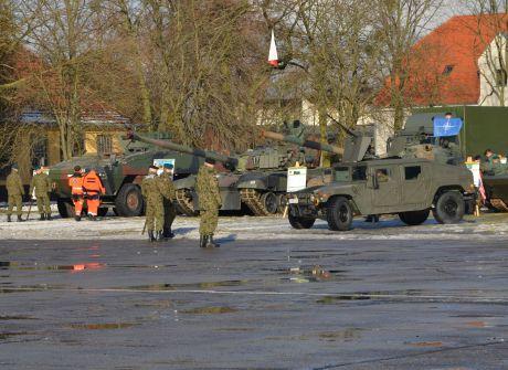 Relacja z imprezy: ,,Bezpieczna Polska''