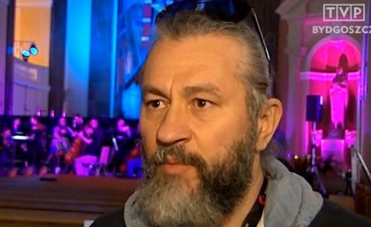 Maciej Puto to także znany w regionie konferansjer