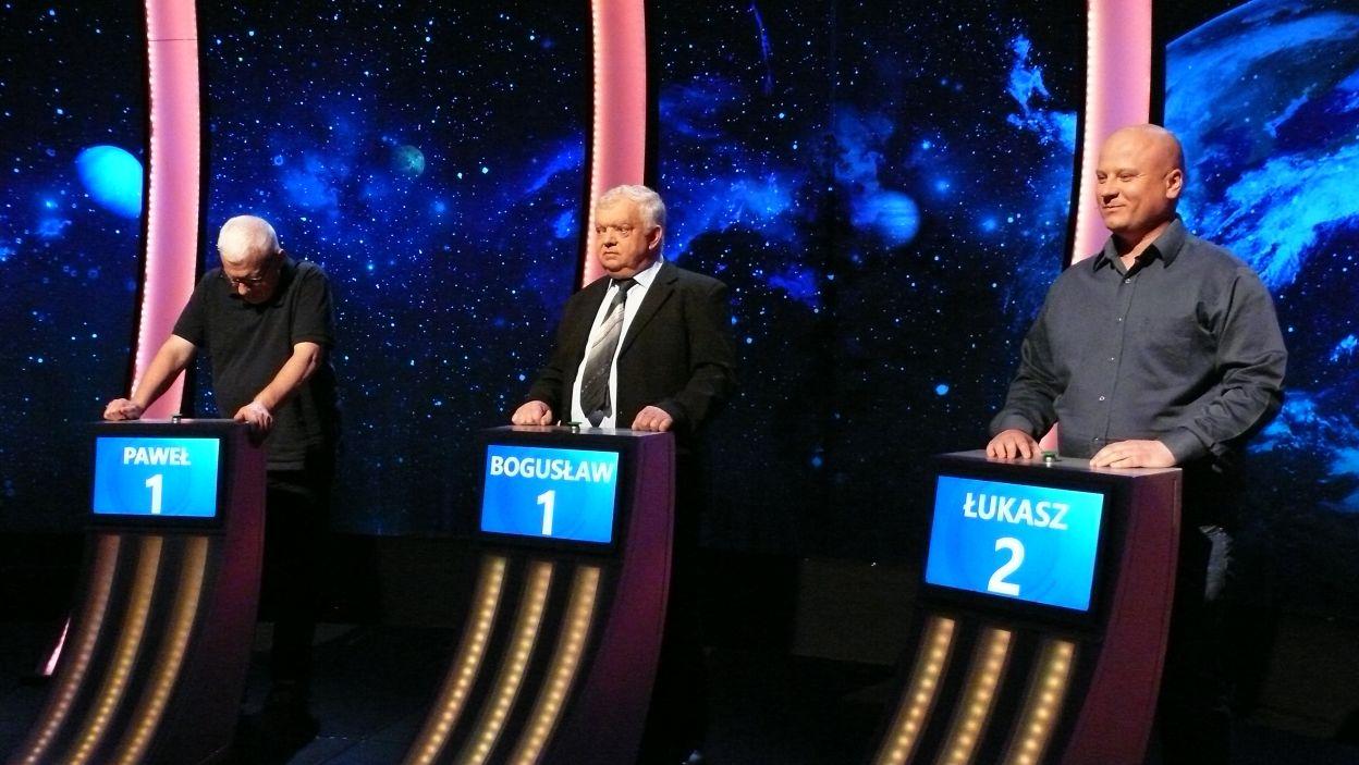 Drugi etap wyłonił 3 finalistów 8 odcinka 107 edycji