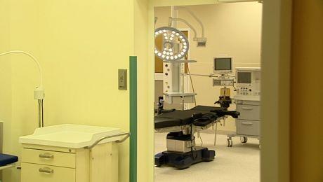 Jest nowy blok operacyjny, pediatria następna