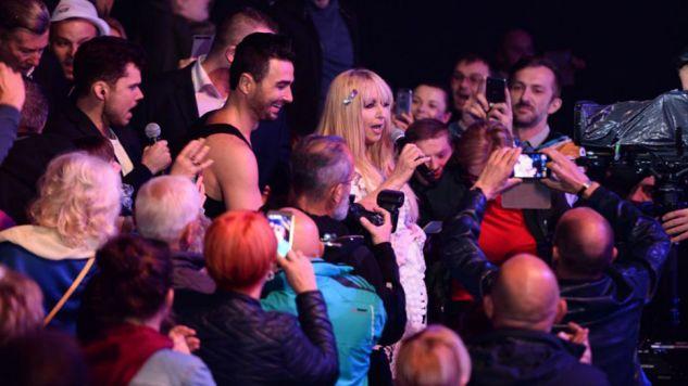 Koncert z okazji 50-lecia pracy scenicznej Maryli Rodowicz obejrzało ponad 5,5 mln widzów (fot. festiwalopole.tvp.pl)