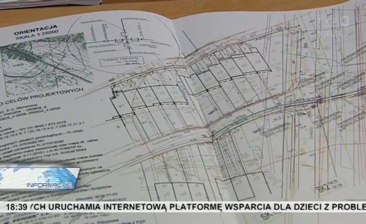Plany rozbudowy miasta