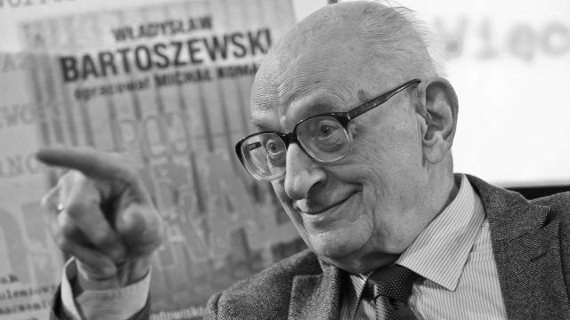 Paweł Kowal: jak profesor Bartoszewski coś powiedział, to nikt nie fikał