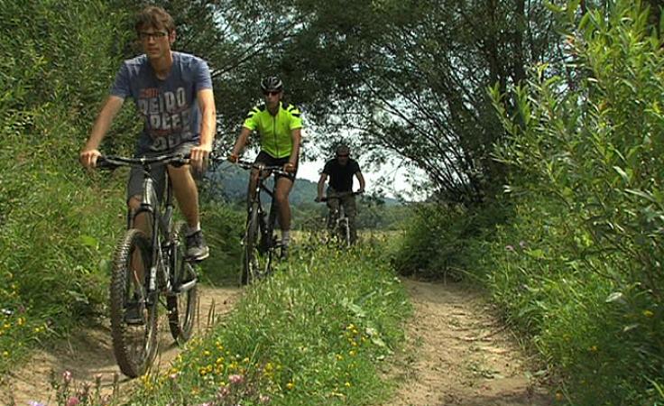 Ponad 200 kilometrów polsko- słowackich tras rowerowych