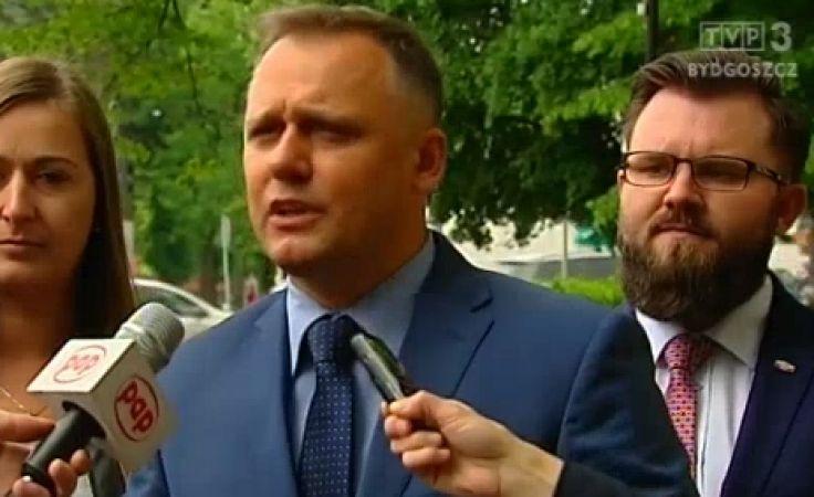 Stachowiak kontra prezydent Brejza i poseł Brejza
