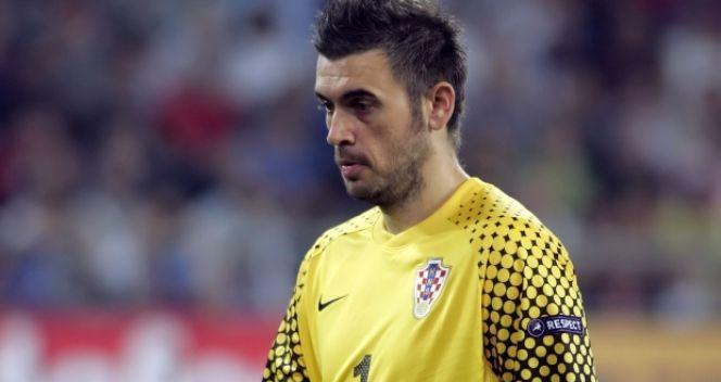 Stipe Pletikosa w meczach barażowych zachował czyste konto (fot. Getty Images)