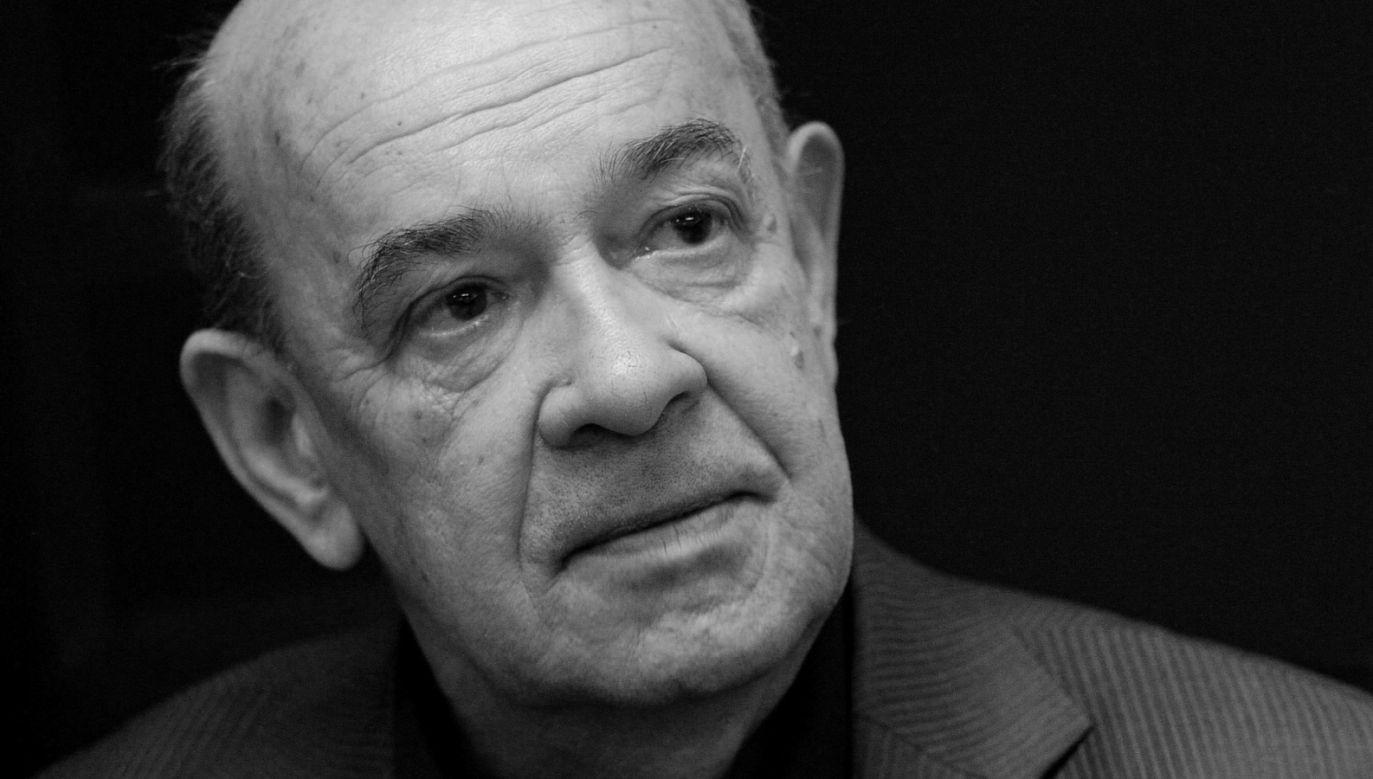 Antoni Krauze zmarł w wieku 78 lat (fot. PAP/Jakub Kamiński)