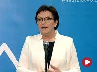 Premier: jestem przekonana, że pan Macierewicz jest groźnym fanatykiem