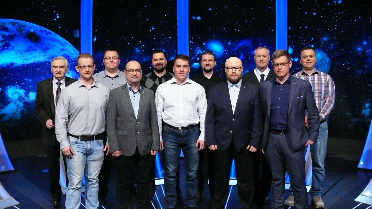 Uczestnicy 16 odcinka 105 edycji