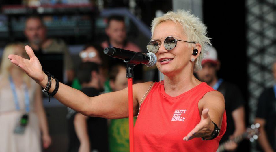 Ale mało kto ma taki głos jak była wokalistka Lombardu (fot. Natasza Młudzik/TVP)