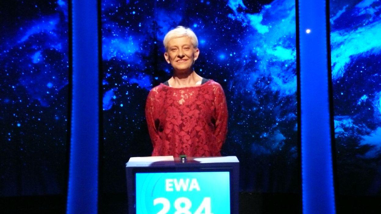 Pani Ewa Wyciślak pokonała rywali zwyciężając Wielki Finał 107 edycji
