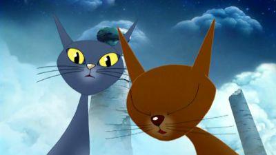 Miś Fantazy – Wyspa kotów, odc. 9