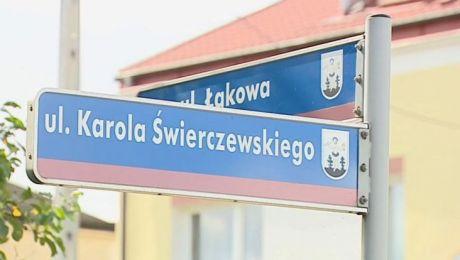 Obecna ulica Świerczewskiego w Piszu otrzyma nową nazwę - ulicy Zgody